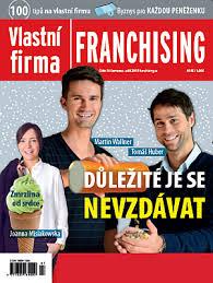 časopis Vlastní firma Franchising