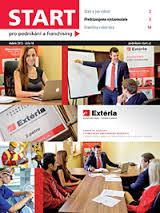 šasopis Start pro podnikani a franchising