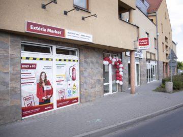 EXTÉRIA MARKET Praha-západ