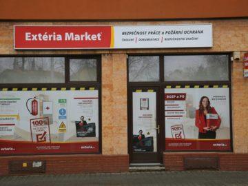 EXTÉRIA MARKET Ostrava