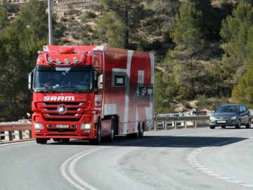 Zkušenosti a recenze klienta zmezinárodní kamionové dopravy po nahlášené kontrole zOIP