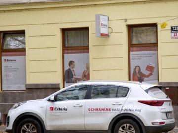 EXTÉRIA poradenská kancelář Brno – východ